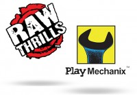 Raw Thrills Play Mechanix Logo