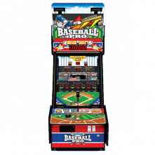 Baseball Pro family fun redemption amusement game picture