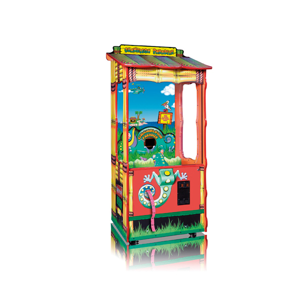 Chameleon Paradize family fun redemption amusement game picture