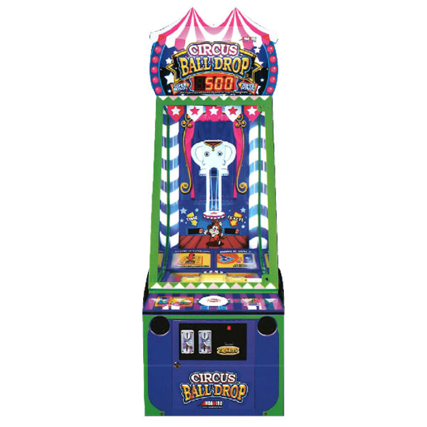Circus Ball Drop family fun redemption amusement game picture