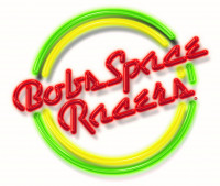 Bobs Space Racers Logo