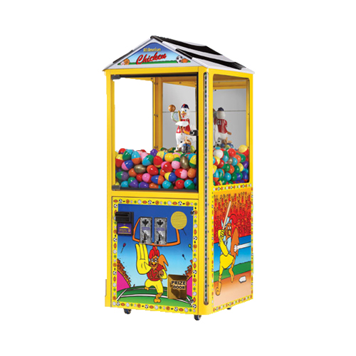 All American Chicken fun merchandiser-crane amusement game picture