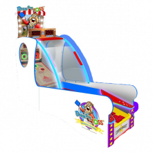 Bean Bag Toss Arcade Carnival Midway Style Ticket Redemption Game From ICE GAMES