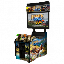 Big Buck HD Wild 42in. longer cabinet amusement video game image