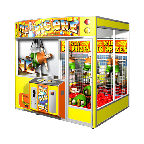Big One fun merchandiser-crane amusement game picture