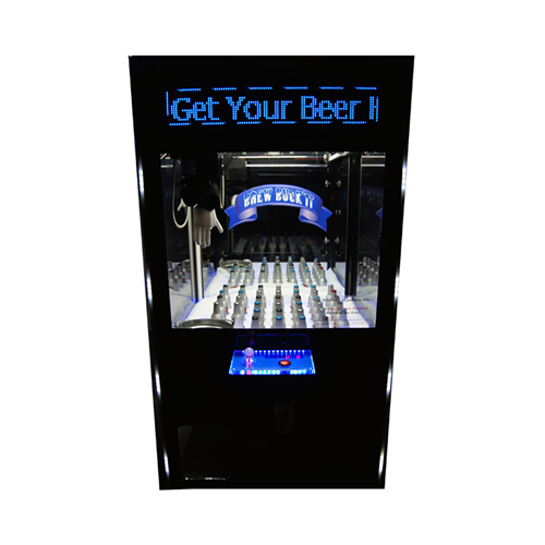 Brew Buck It merchandiser-crane amusement game picture