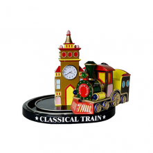 Classical Train kiddie-rides game picture