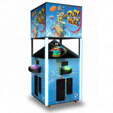 Crazy Tower family fun amusement game picture