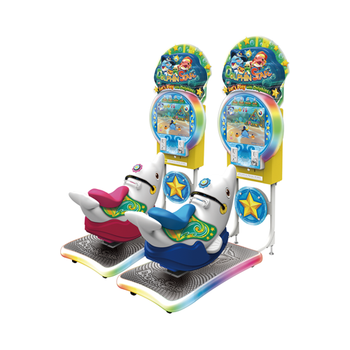 Dolphin Star kiddie-rides game picture