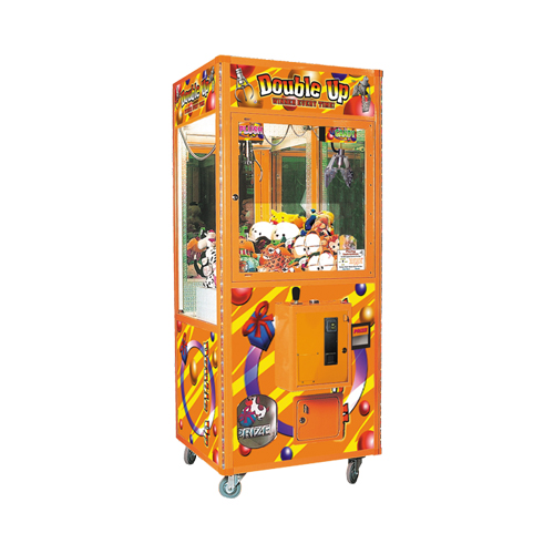 Double Up merchandiser-crane amusement game picture