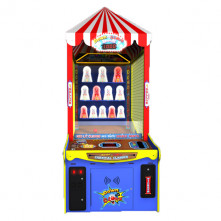 Down the Clown family fun redemption amusement game picture
