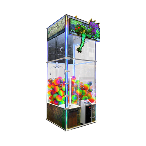 Dragon's Claw merchandiser-crane amusement game picture