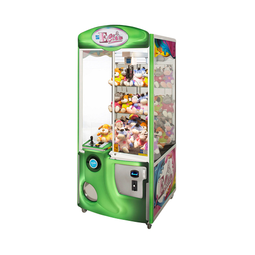 E-Claw 900 Series 2 Player Crane merchandiser-crane amusement game picture