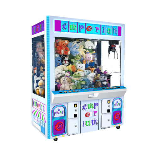 Emporium merchandiser-crane amusement game picture