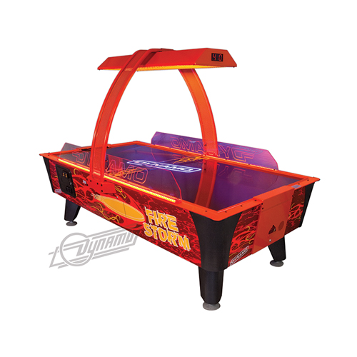 Fire Storm Air Hockey amusement game picture