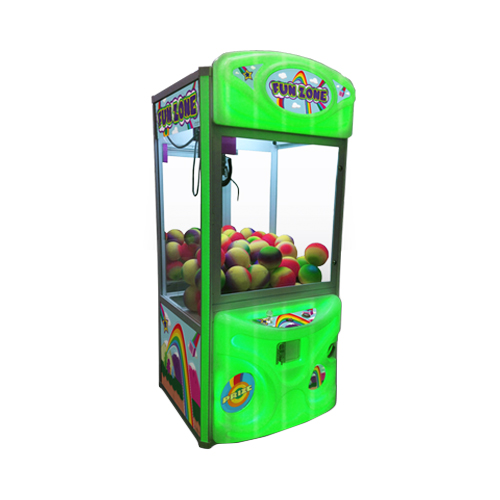 Fun Zone merchandiser-crane amusement game picture