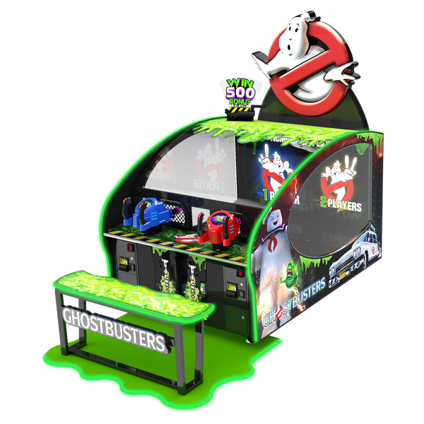 Ghostbusters family fun redemption amusement game picture