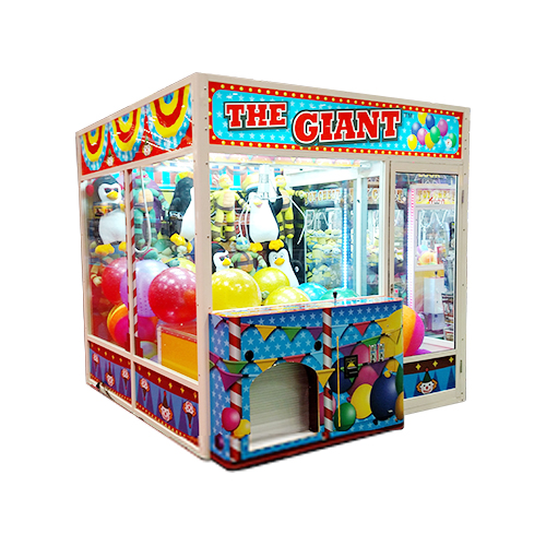 Giant CraneCarnival Packagearcade image