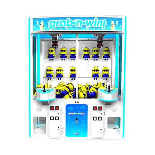 "Grab N Win 60"" merchandiser-crane amusement game picture"
