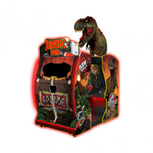 Jurassic Park Arcade video amusement game