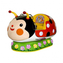 Lady Bug kiddie-rides game picture