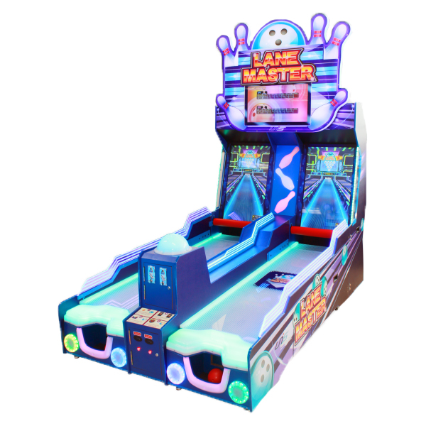 Lane Master family fun redemption amusement game picture