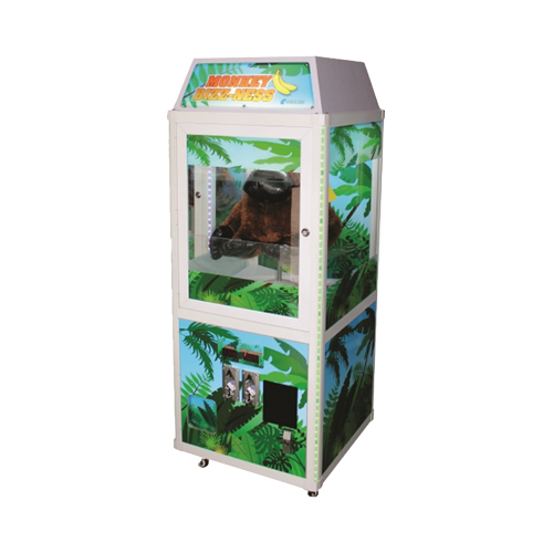 Monkey Bizz-ness merchandiser-crane amusement game picture