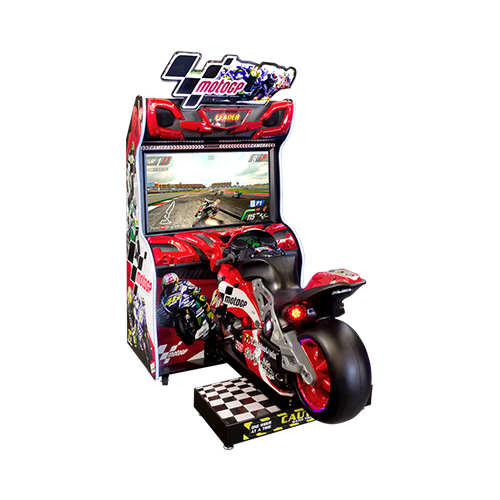 Motogp Arcade Game Raw Thrills Betson Enterprises