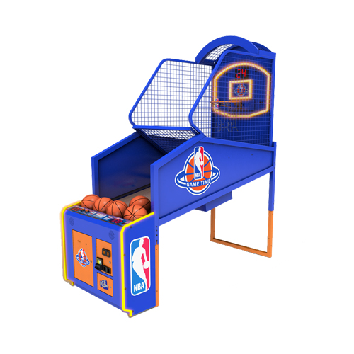 NBA Game Time Arcade Game product side picture