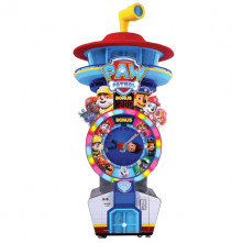 Paw Patrol family fun redemption amusement game picture