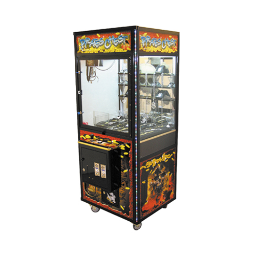 Pirates Chest merchandiser-crane amusement game picture