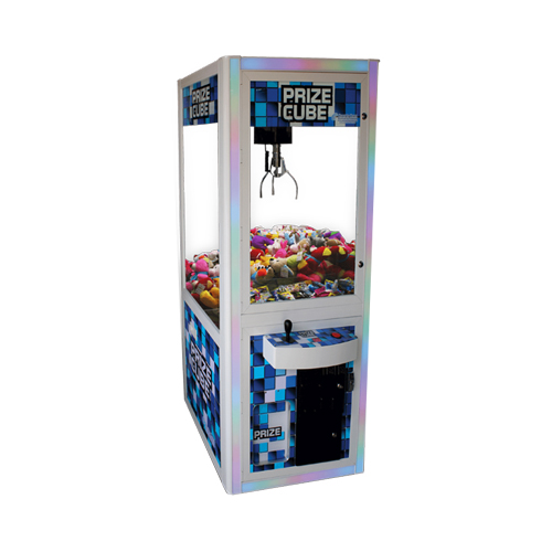 "Prize Cube 31"" merchandiser-crane amusement game picture"