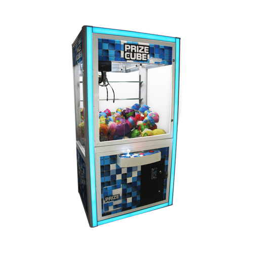 "Prize Cube 38"" merchandiser-crane amusement game picture"