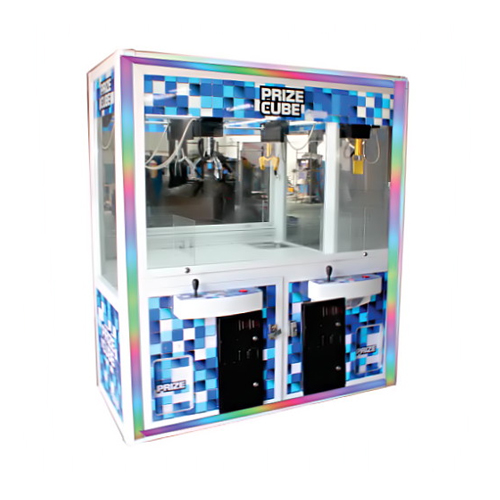 "Prize Cube 60"" merchandiser-crane amusement game picture"