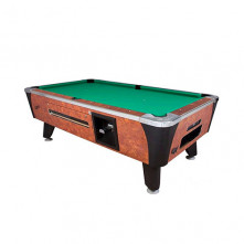 Sedona Pool Table angled view