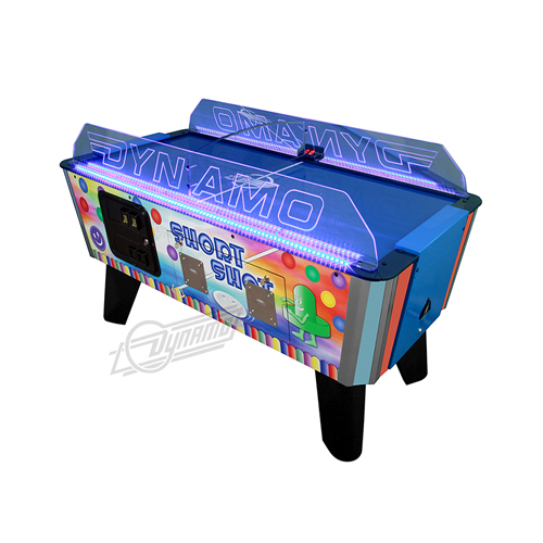 Short Shot Air Hockey amusement game picture