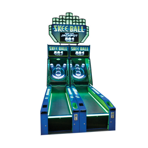 Skee Ball family fun redemption amusement game picture