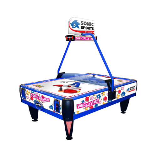 Sonic Sports Air Hockey amusement game picture