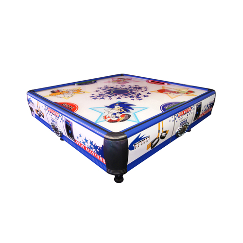 Sonic Sports Quad Air Hockey Table amusement game picture