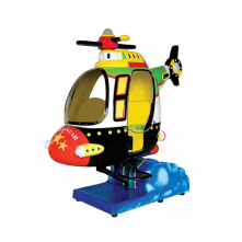 Super Helicopter kiddie-rides game picture