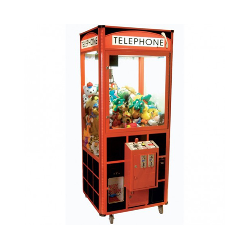 Telephone Crane merchandiser-crane amusement game picture