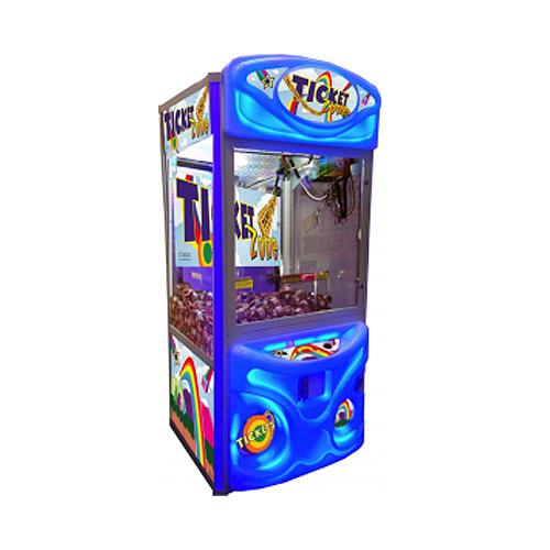 Ticket Zone arcade image