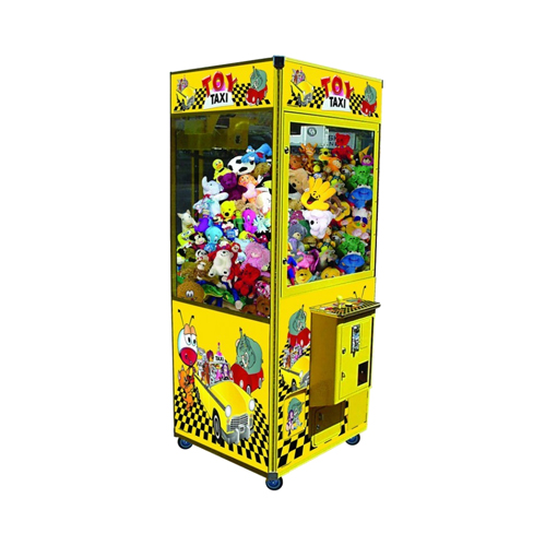 Toy Taxi Crane merchandiser-crane amusement game picture