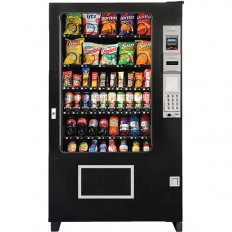 AMS Combo Vending Machine Versatile Dependable Most Popular Versatile Merchandasier Cost Effective