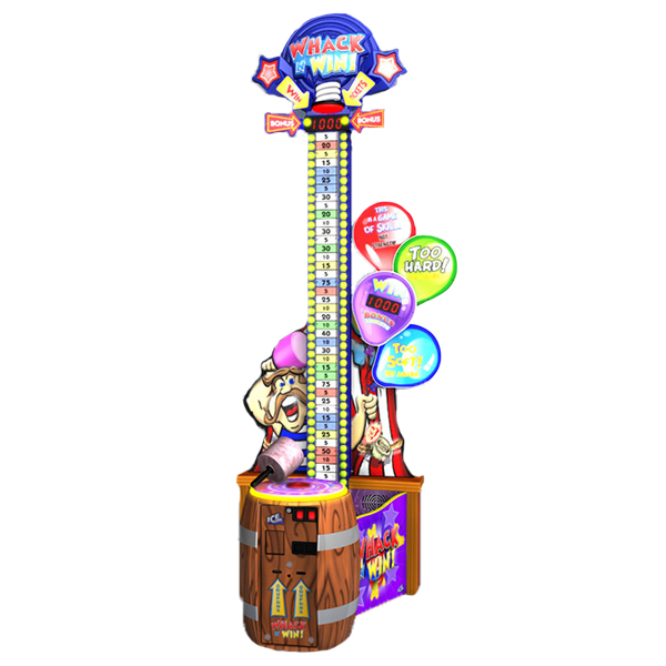 Whack N Win family fun amusement game picture