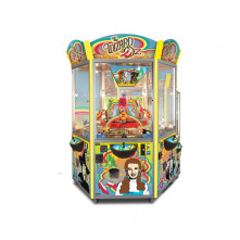 Wizard of Oz 6 Player Pusher family fun amusement game picture