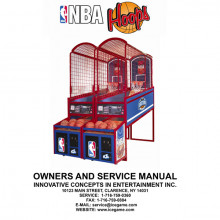 NBA Hoops Service Manual 1-4-05.pub