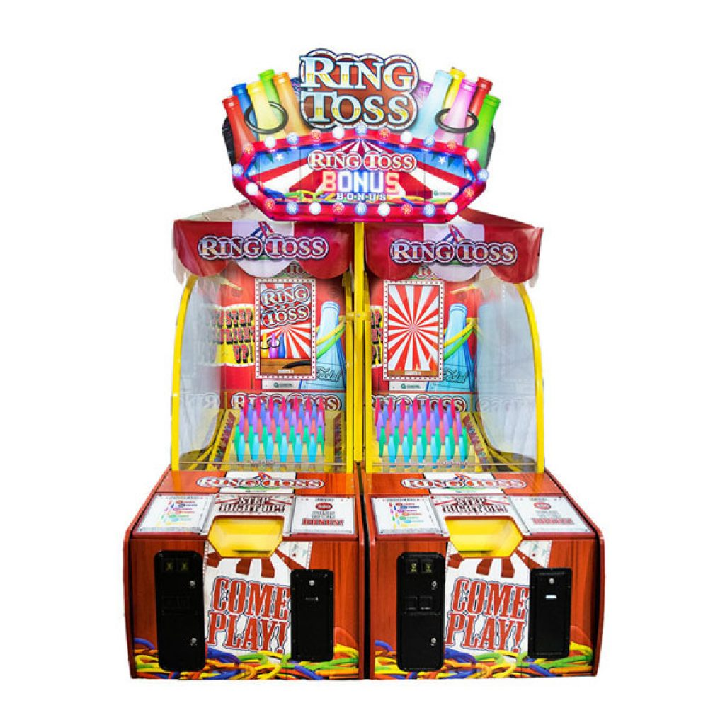 Ring Toss Cabinet Image 2