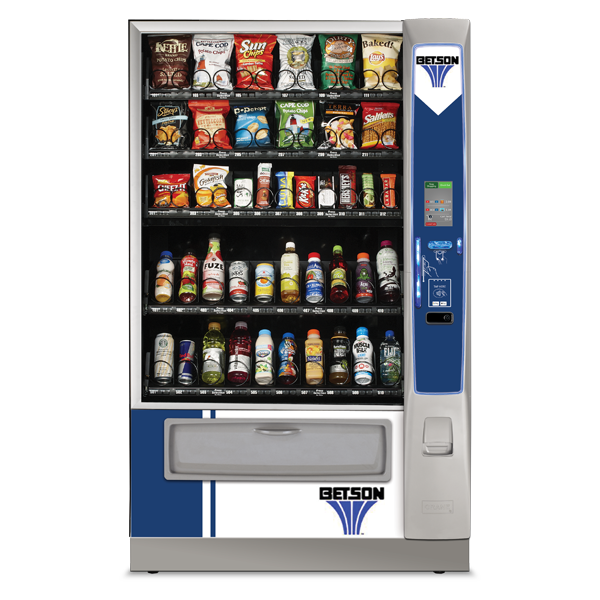 Betson Vending Machine