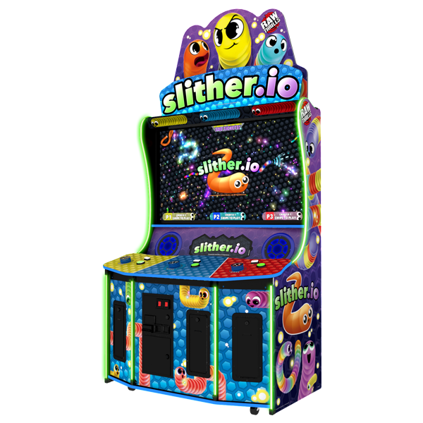 Slither.io NEW by Raw Thrills